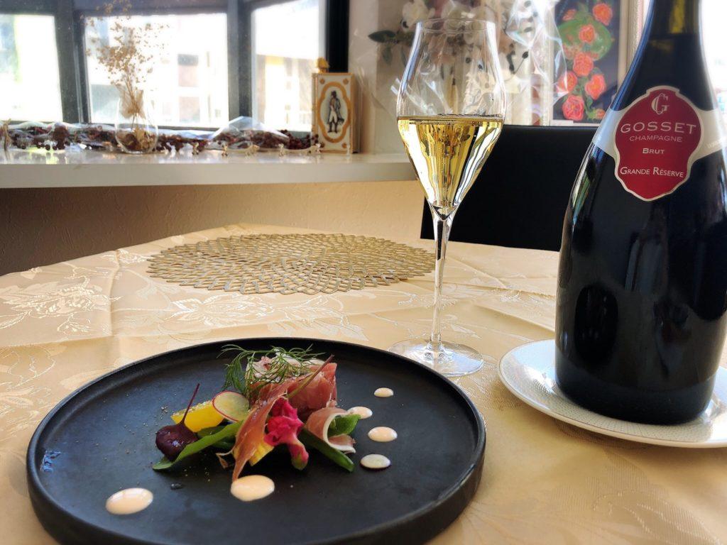 ワイン ペアリング 魚料理