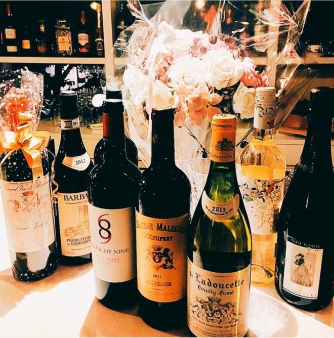 ワインペアリング ルパリエ